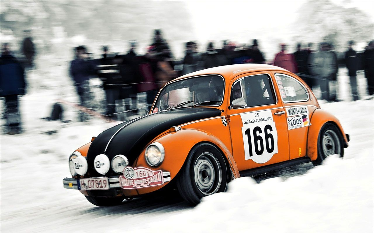 Vintage VW/Porsche rally/racing pics | 1303 rally | Pinterest ...