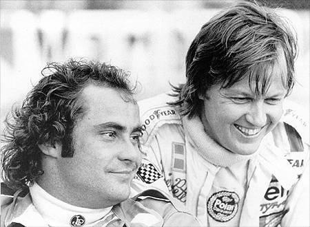 Gunnar Nilsson & Ronnie Peterson