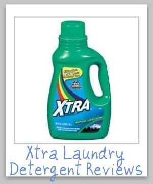 Xtra Laundry Detergent Reviews Ratings And Information Laundry