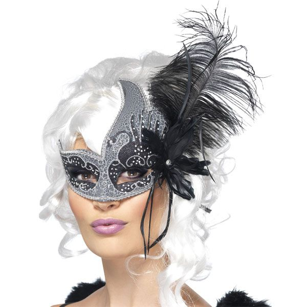 Dark Angel Masquerade Mask £7.99 each