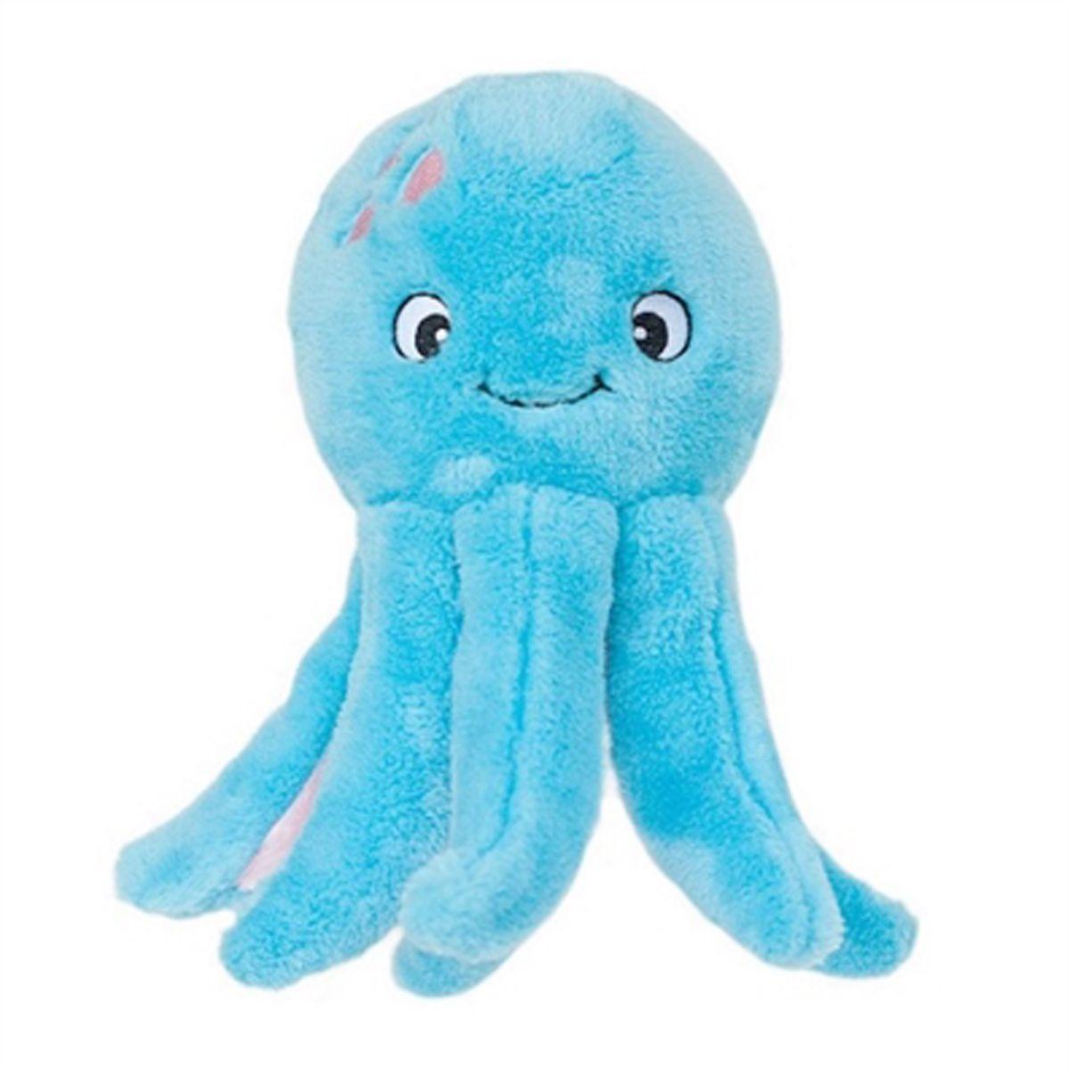 Grunterz Dog Toy Oscar The Octopus Dog Toys Dog Supplies Dog