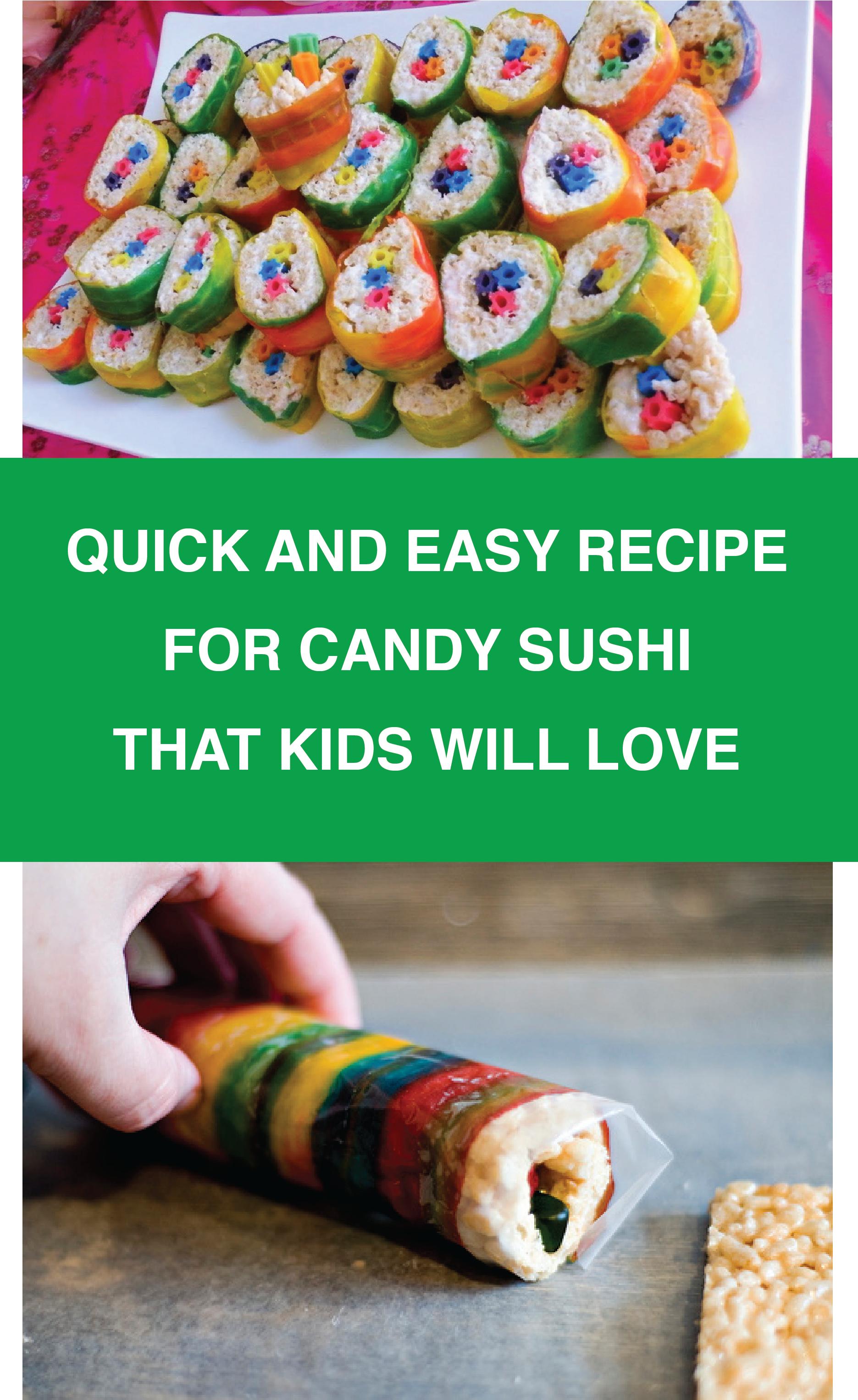 Desserts to make with kids