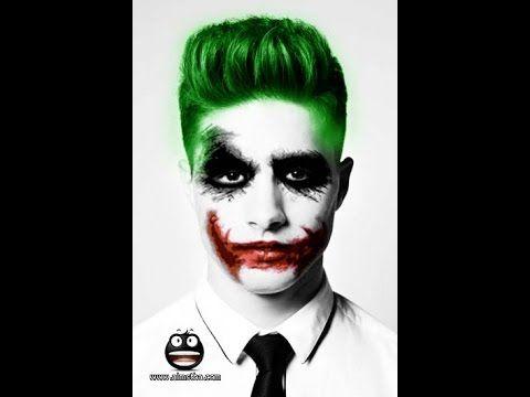 دمج صورتك مع وجه الجوكر Places To Visit Joker Visiting