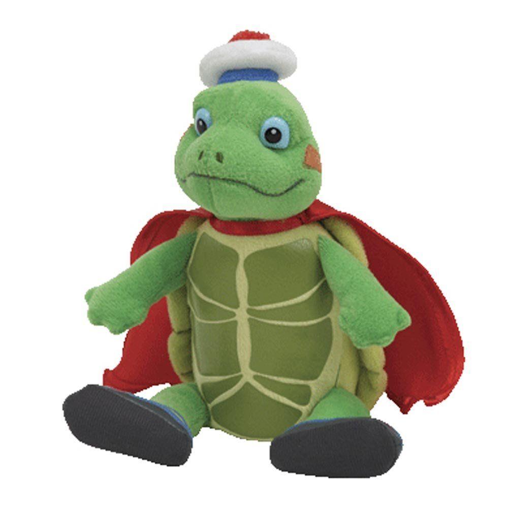 Ty Beanie Babies Tuck Turtle Wonder Pet Wonder pets