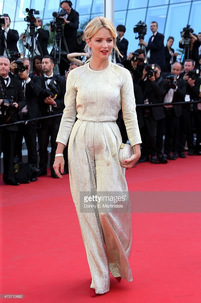 Photo d'actualité : Virginie Efira attends the Premiere of 'Mia...