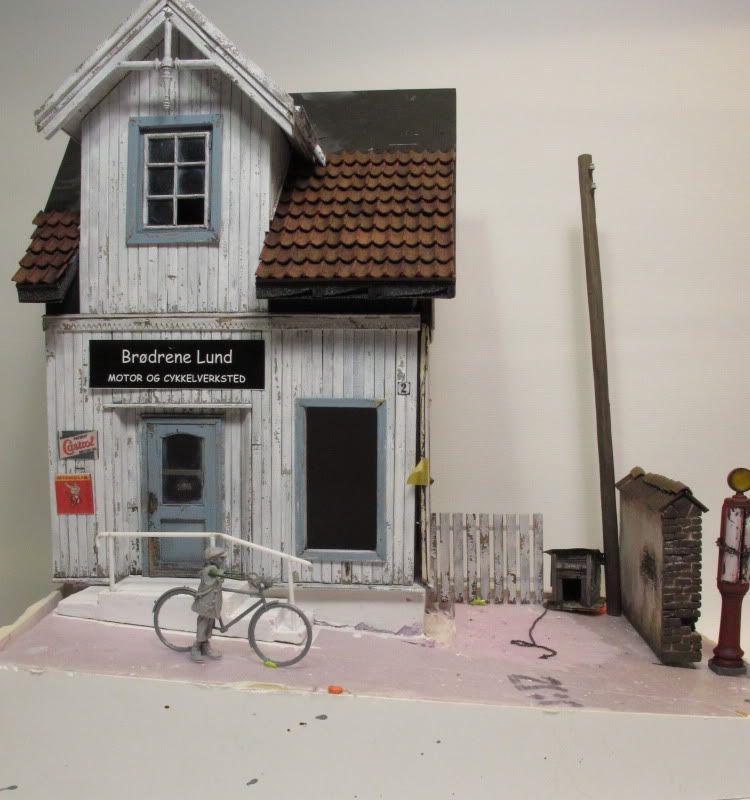 Per Olav Lund - Perfect diorama 7/14   dioramas   Pinterest