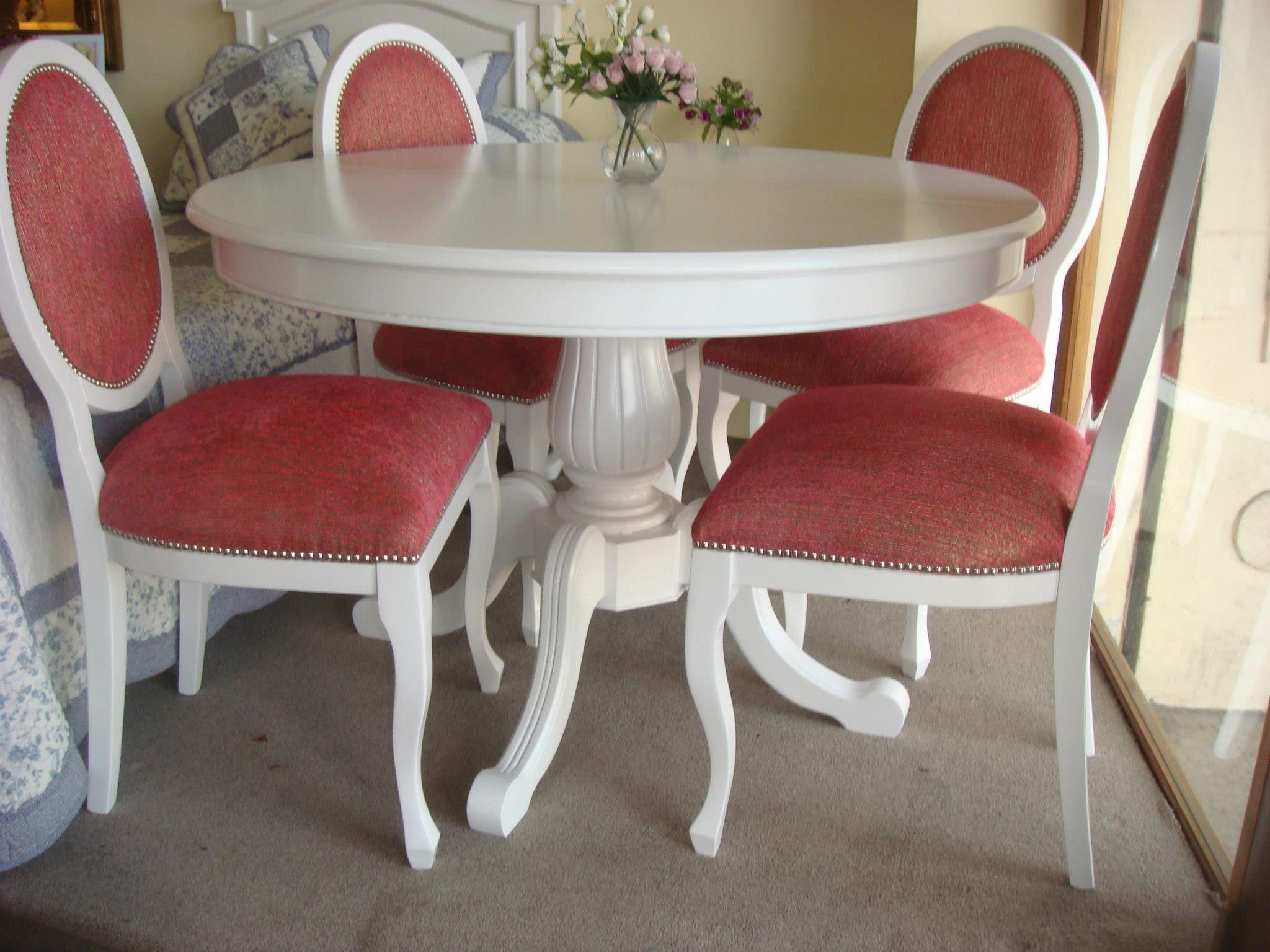 Juego de Comedor Estilo Ingles | Muebles de comedor ...