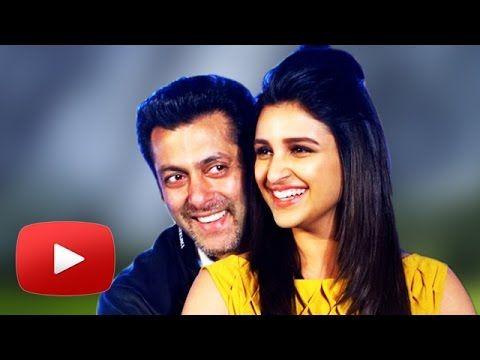 Would Love To Be A Part Of Salman Khan's Film - Parineeti Chopra