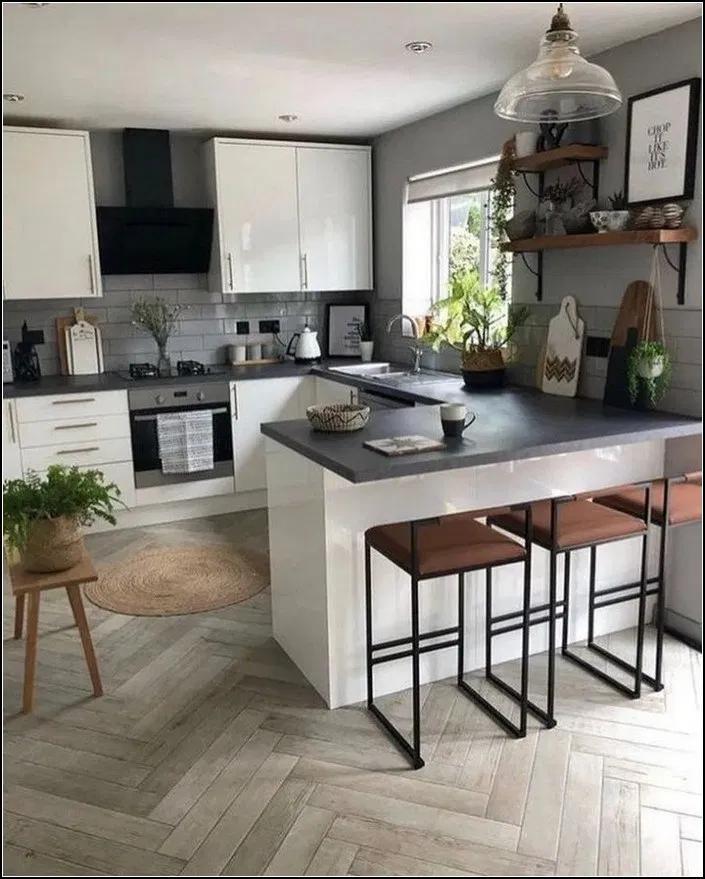 139 Magnificient Small Kitchen Design Ideas On A Budget 25 Kitchen Design Small Small Modern Kitchens Kitchen Room Design