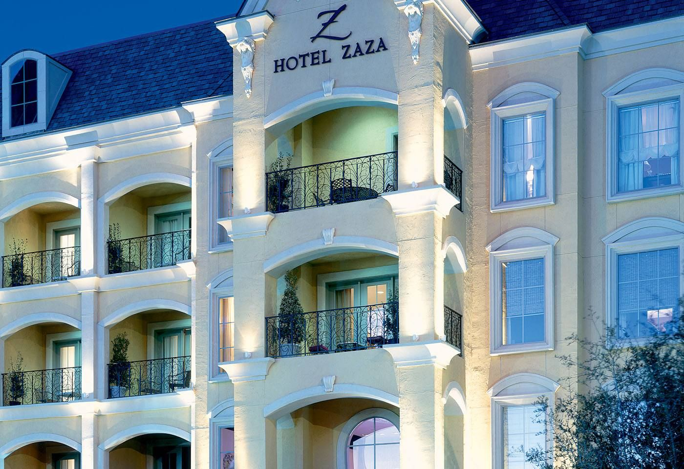 Uptown Dallas Hotels: Welcome to Hotel ZaZa Dallas