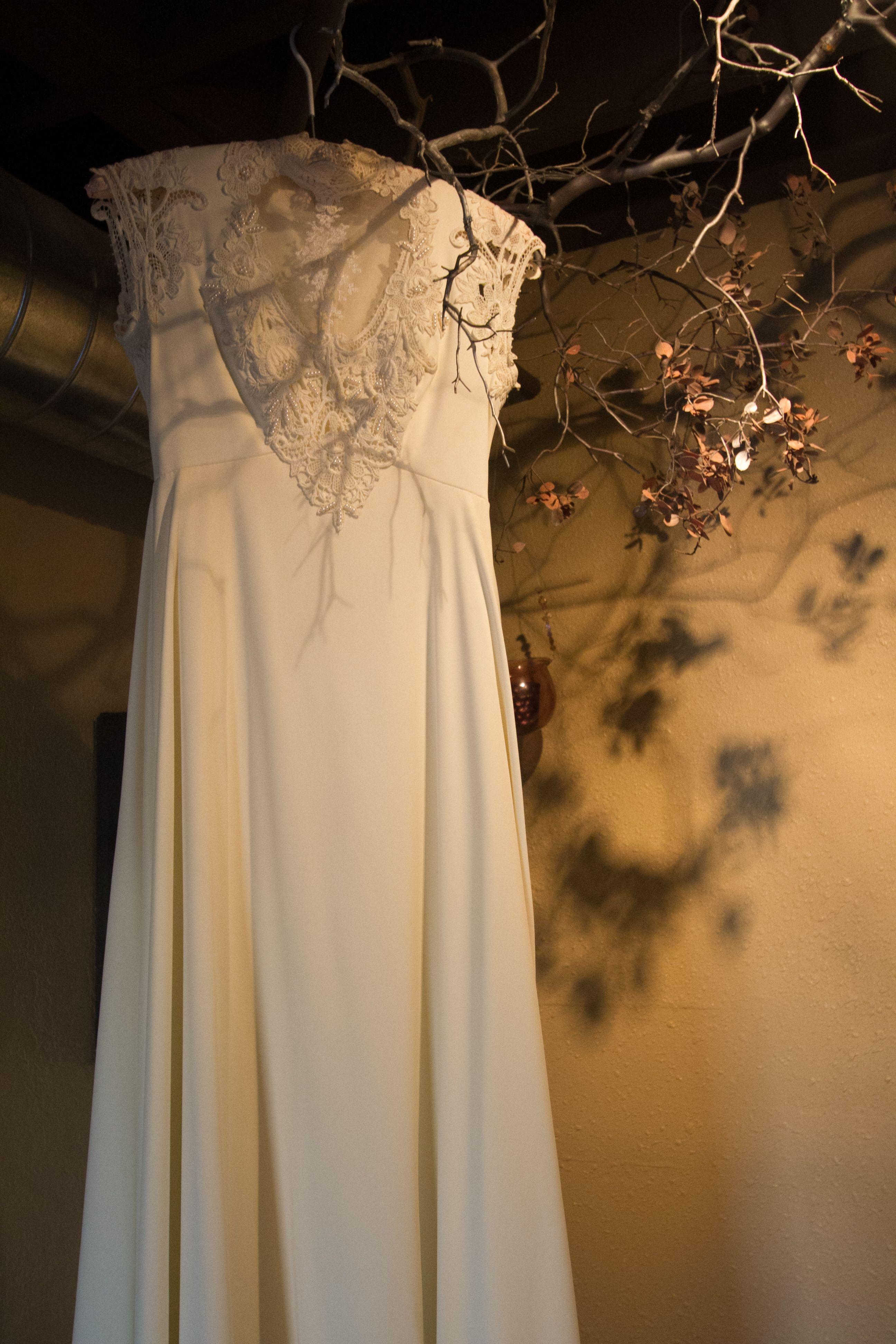Rustic Wedding - Wedding Dress