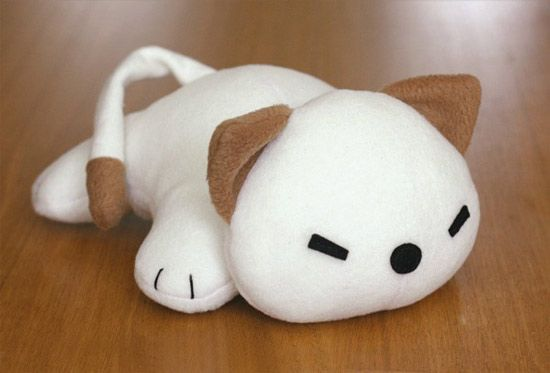 Kitten  #cute #plush #toy