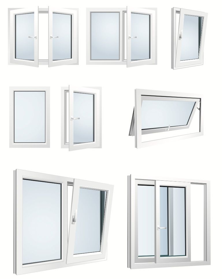 Window Styles Replacement Windows Hazleton Pa Poconos Ide Dapur Pintu Kaca Jendela