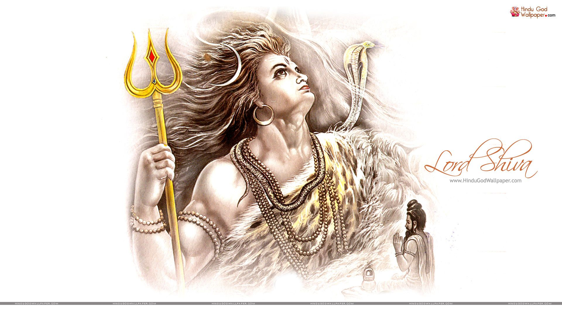 Lord Shiva Rudra Avatar Wallpapers Free Download | Gods in