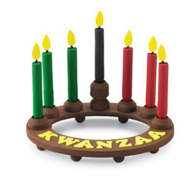 Traditional Kwanzaa Unity Cup | Kwanzaa Kinara Craft