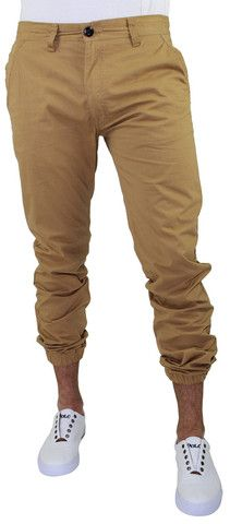 7312ec2c0c616a Jordan Craig Men s Chino Jogger Pants Jogging Slim Fit