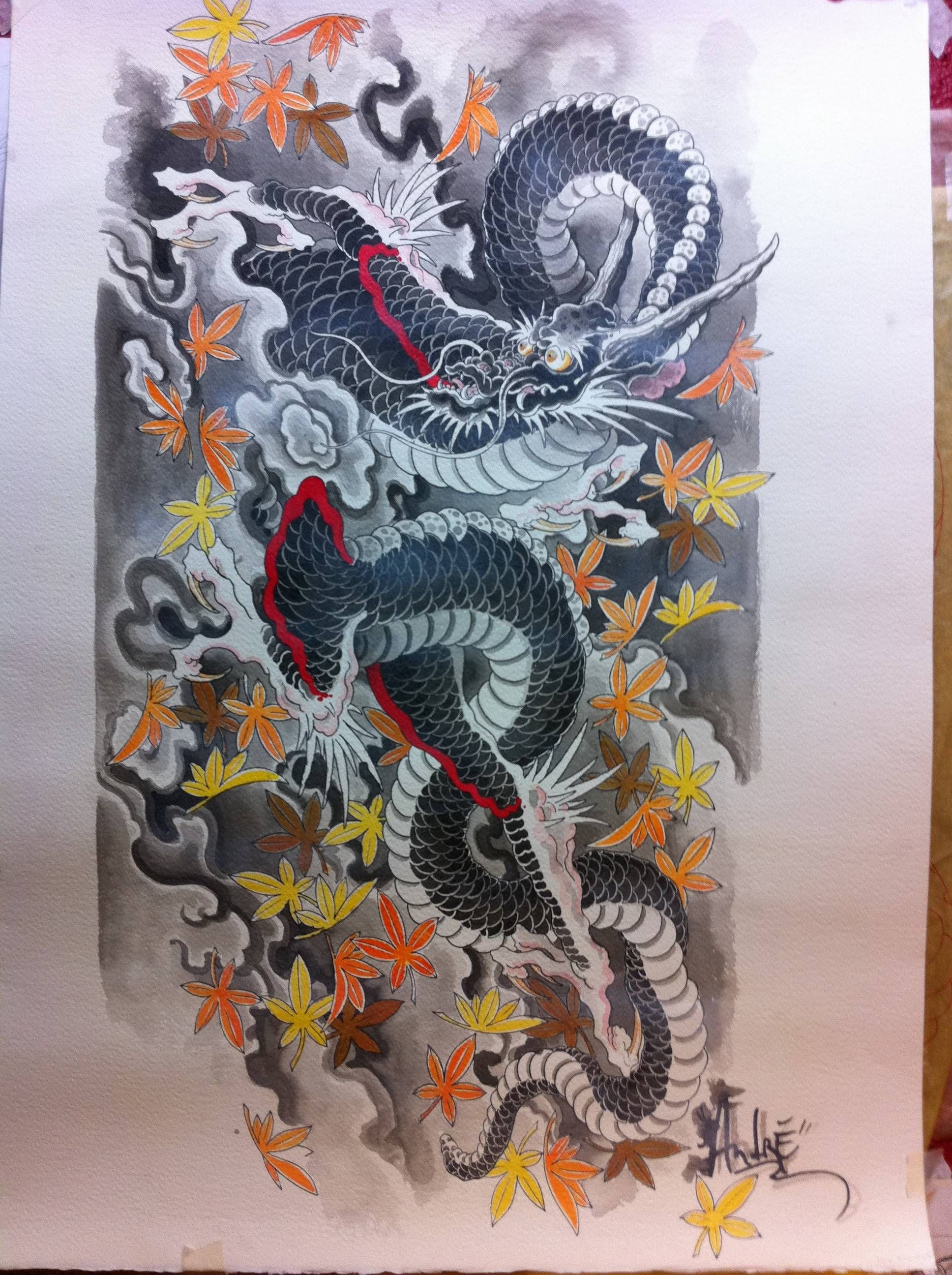 state of grace dragon Google Search Dragon tattoo art