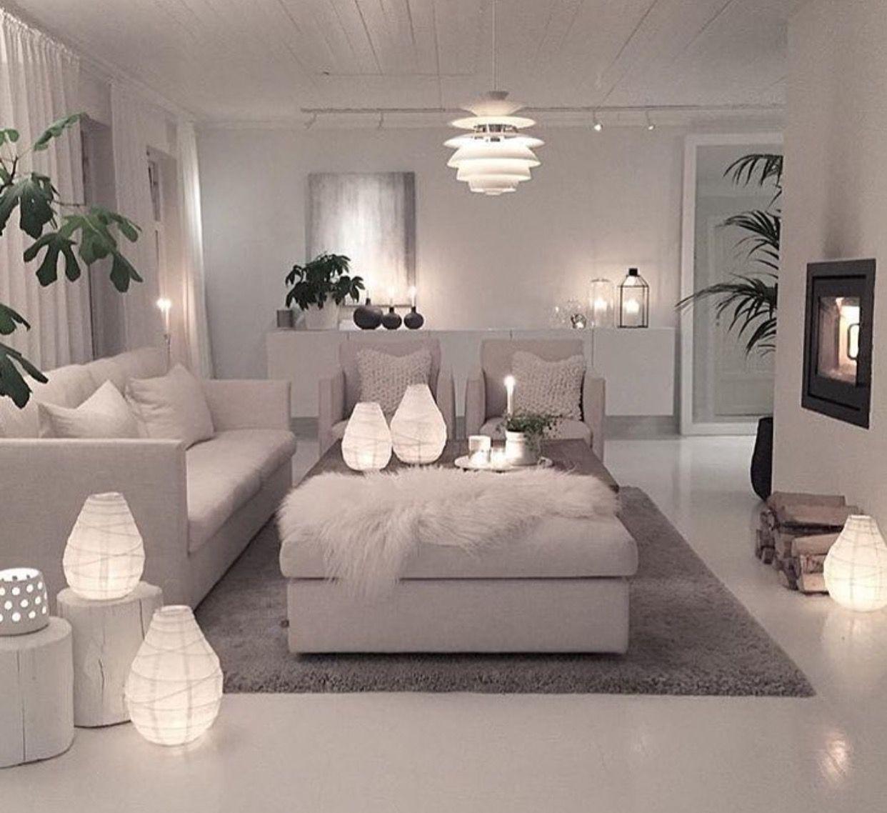 Home Homedecor Homedecorideas Storage Beautiful Modern Life Lounge Livingroom Home Sofa White Dream Apartment Decor Room Interior Home Living Room #white #modern #living #room #ideas