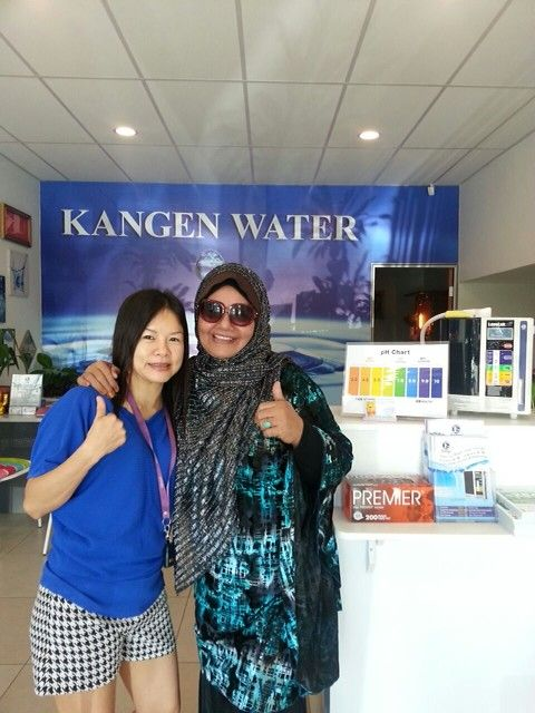 Healthy tips.Pls take up the challenge.Try the kangenwater for 30 days.You will know the water change your health!