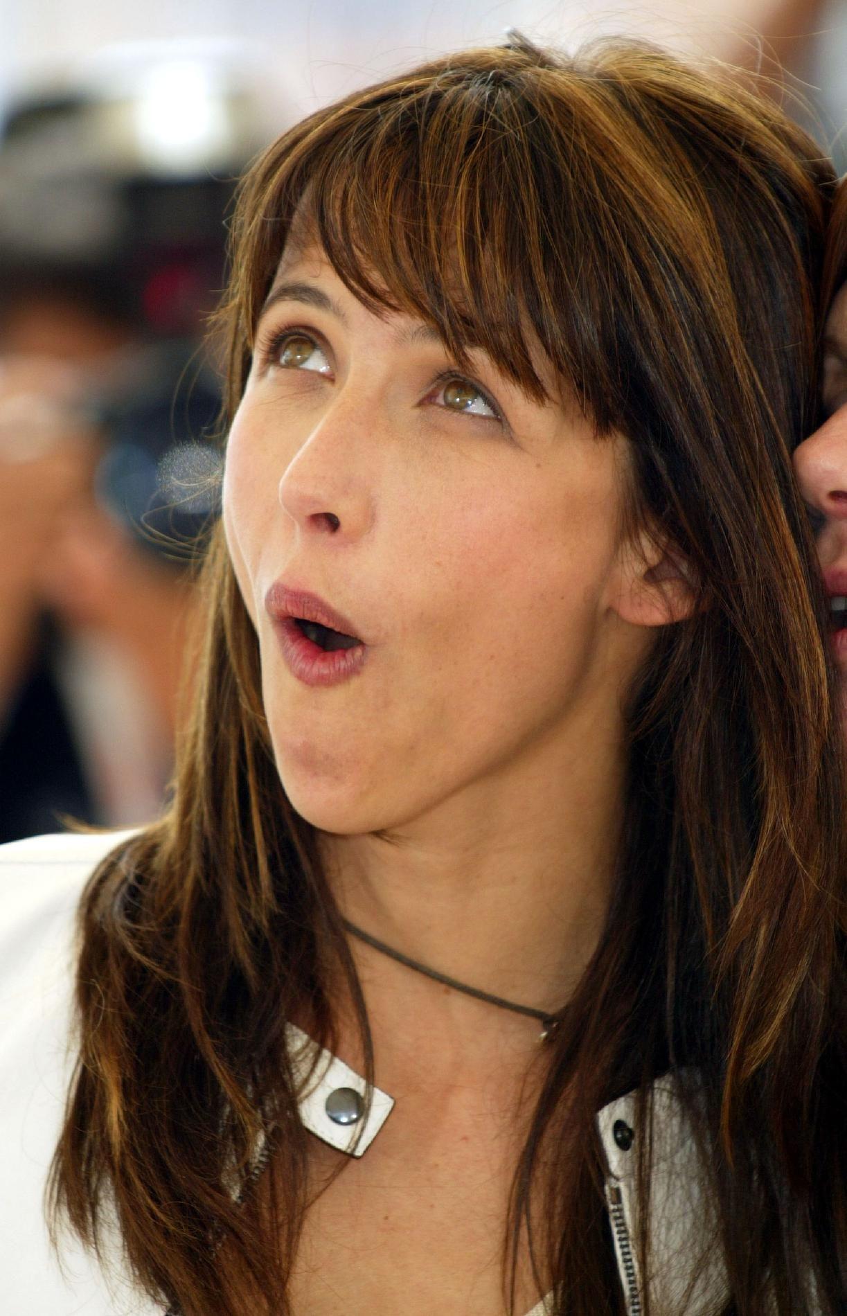 sophie marceau pinterest
