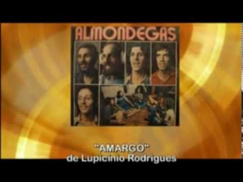 "Almôndegas - ""Amargo"""