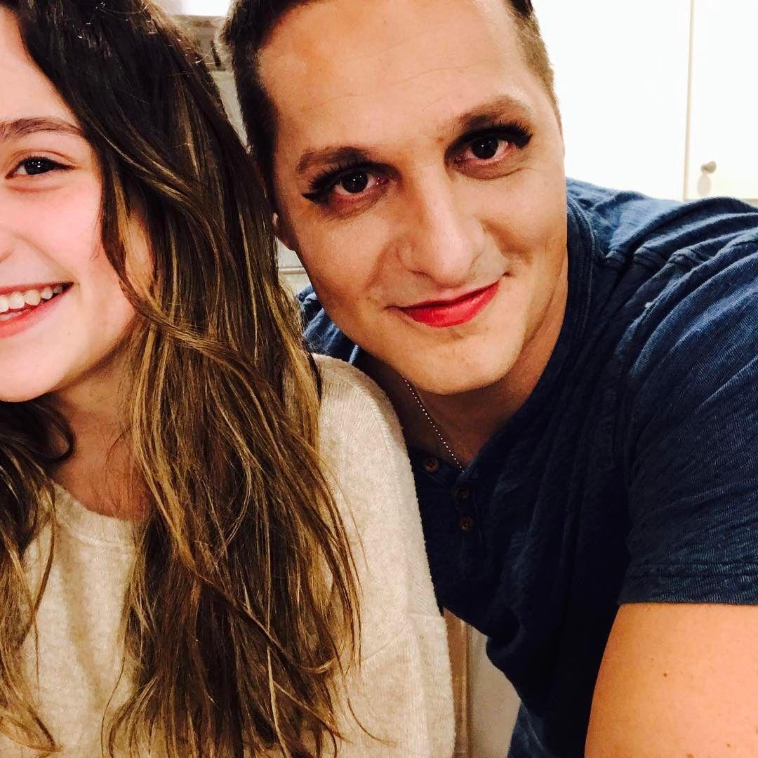 Billy Leblanc On Instagram Annie Did My Makeup I 3 Brataley