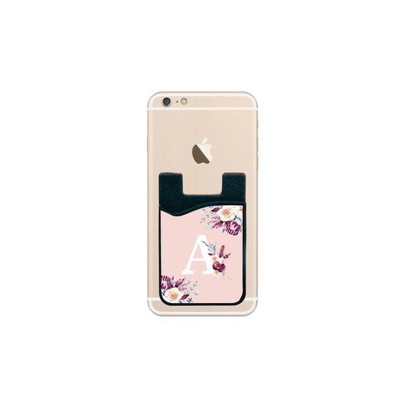 best sneakers 12429 bdf4e Custom Phone Wallet, Cell Phone Wallet, Credit Card Holder, iPhone ...