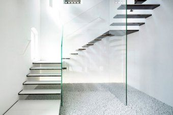 Good Straight Stairs Tags Architectural Stairs Glass Stairs January 25 2012 # Stairs Pinned