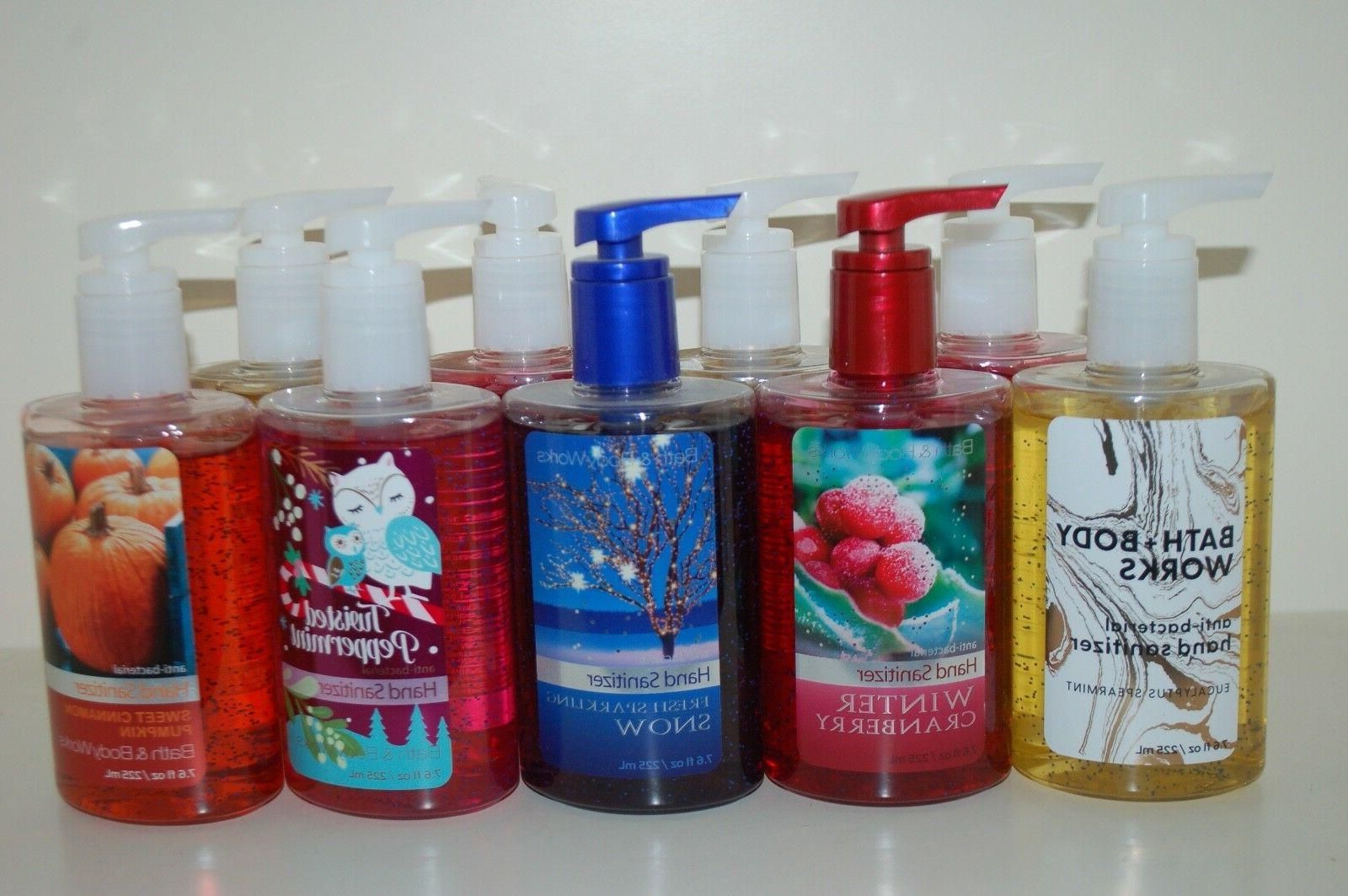 Buy 1 Get 1 40 Off Bath And Body Works Hand Sanitizer Large 7 6