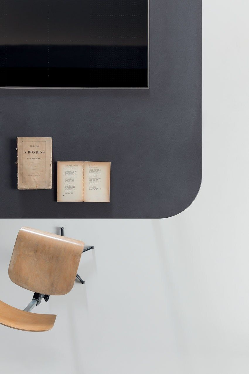 Küchendesign neu lineare einbauküche von zampieri ist stil personifiziert  dekoration