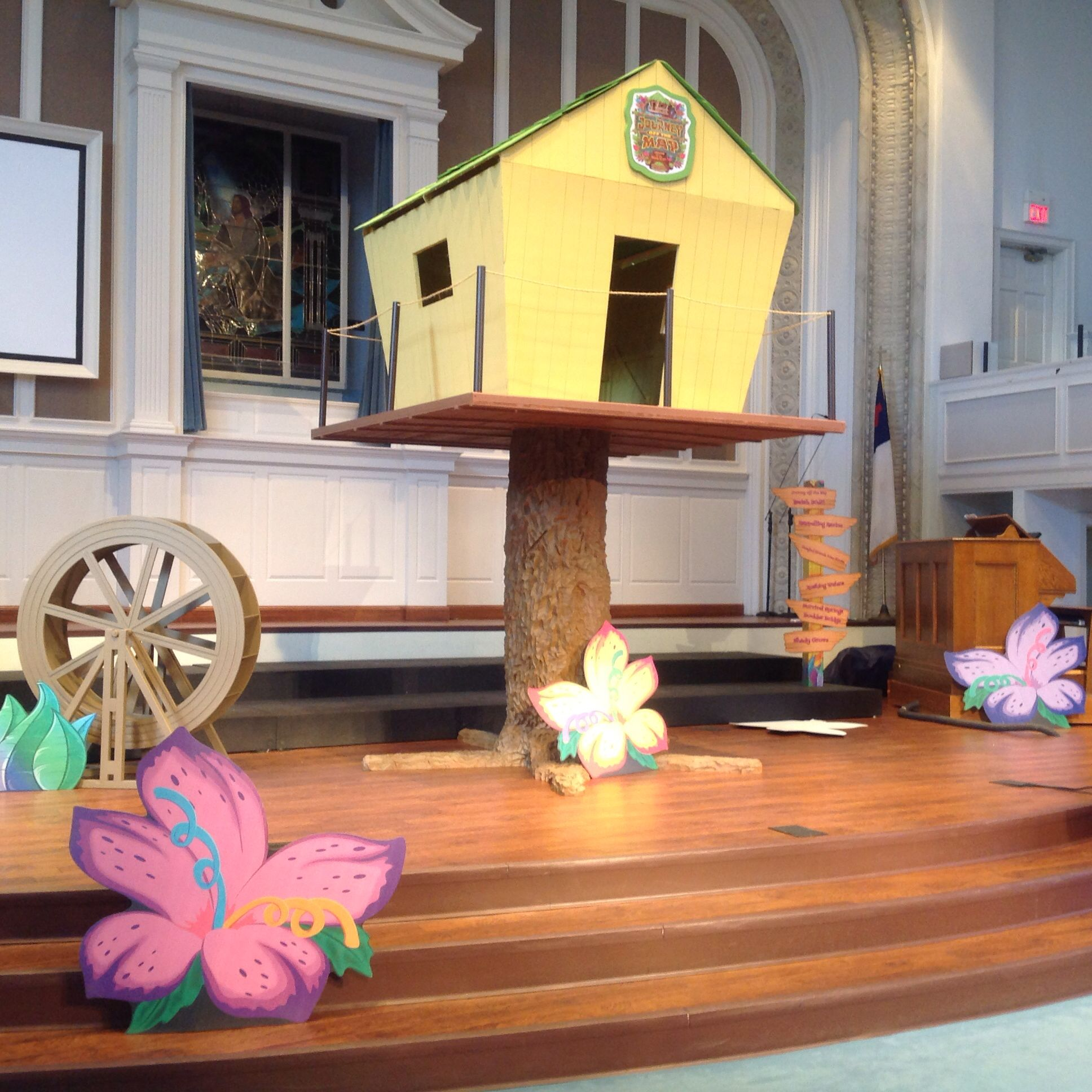 Journey Off The Map, Lifeway VBS 2015