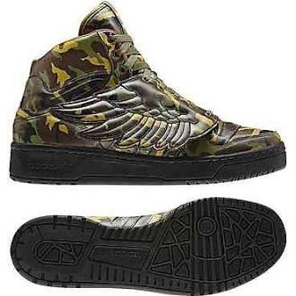 Adidas Originals Jeremy Scott JS Wings camuflaje US5