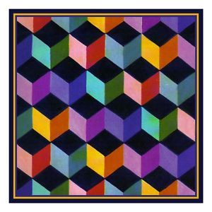 New Geometric Tumbling Blocks Inspired by Amish Quilt Counted ...