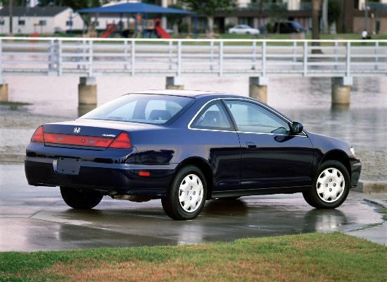 2001 Honda Accord Honda Accord Coupe Honda Accord Accord Coupe
