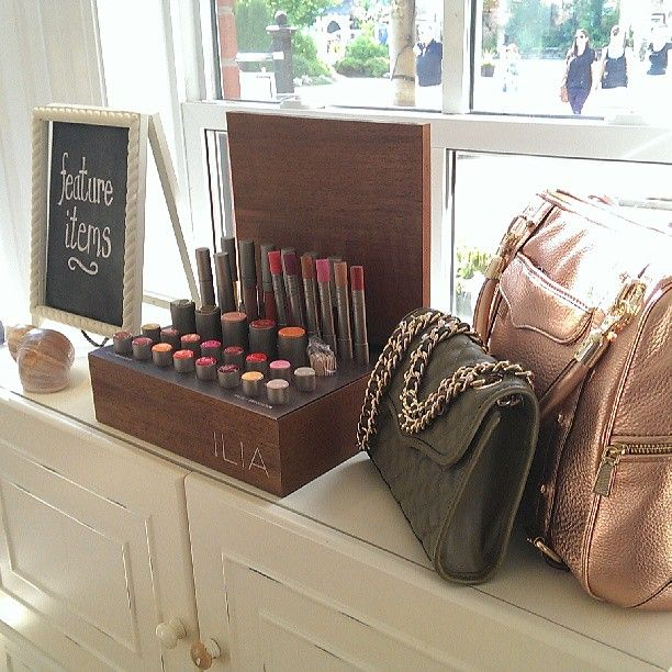 ILIA Beauty On Display At Blossom Lounge In Unionville