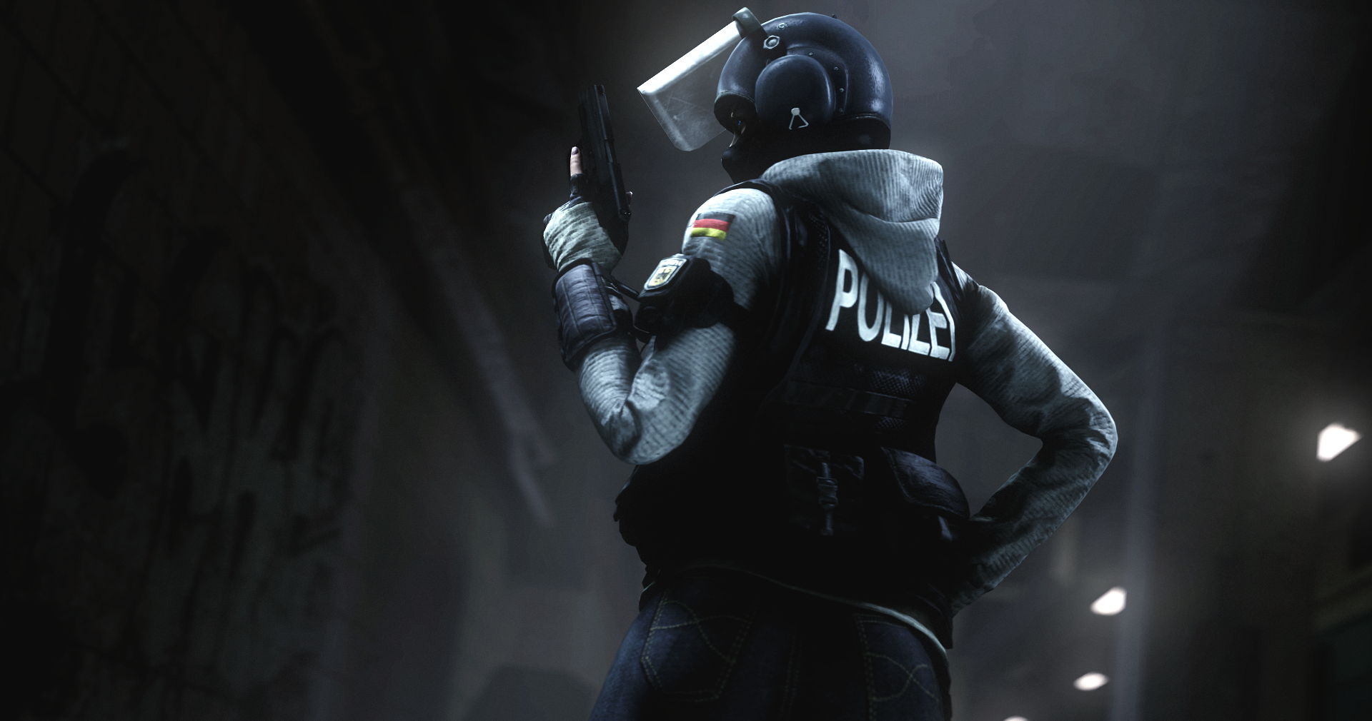Rainbow Six Siege Iq By Angryrabbitgmod Deviantart Com On