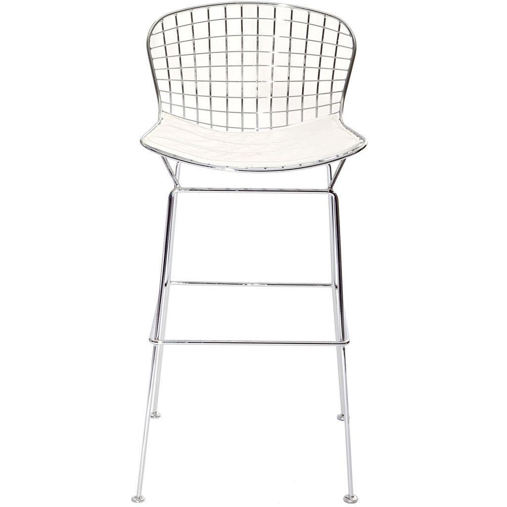 bertoia style chair. CAD Bar Stool Bertoia Style Chair