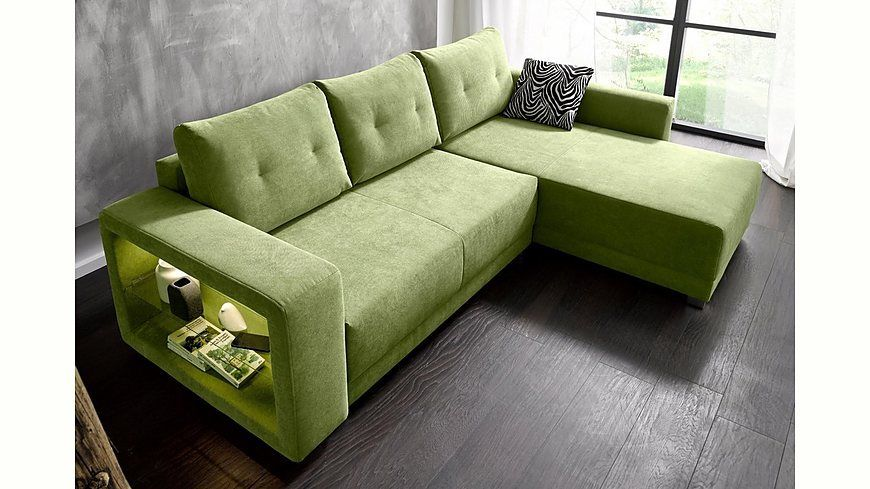 ID Polsterecke Mit Beleuchtung, Wahlweise Mit Bettfunktion,  Energieeffizienz: A Jetzt Bestellen Amazing Design
