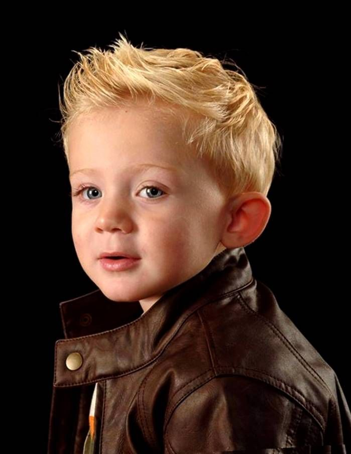 Curly Hairstyle For Toddler : Little boys haircuts for curly hair trends pinterest