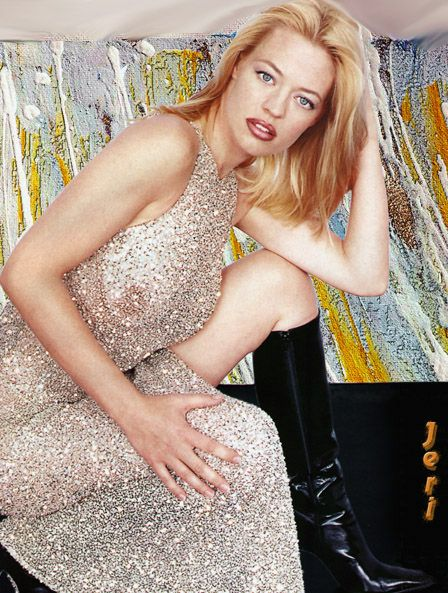 Very Jeri Ryan nackt luv suck