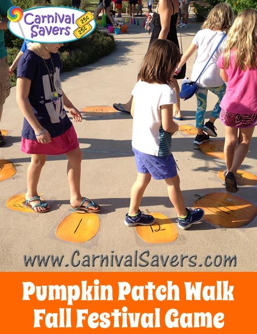 pumpkin patch walk fall festival gamejpg - Halloween Games To Play At School