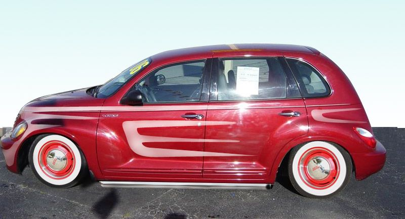 chrysler pt cruiser retro rides old style pt cruisers pinterest cars mopar and vehicle. Black Bedroom Furniture Sets. Home Design Ideas