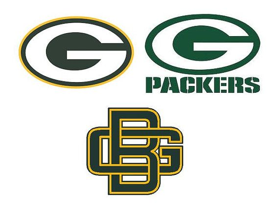 Green bay packers decal rtic yeti car decal computer decal