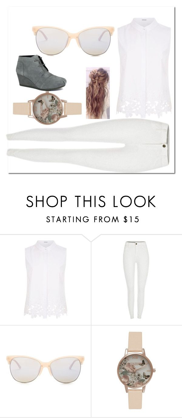 """""""peach"""" by bunnyfufu123 ❤ liked on Polyvore featuring Elie Tahari, Smith Optics, Olivia Burton and Skechers"""