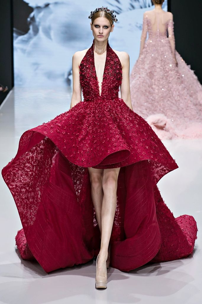 Michael cinco spring summer 2017 couture general for Designer haute couture dresses