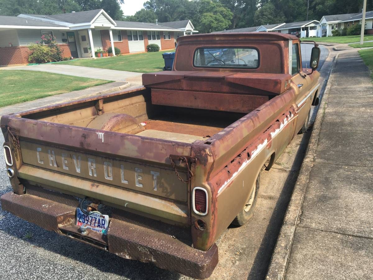 small resolution of rusty 1966 chevy c10 rat rod patina