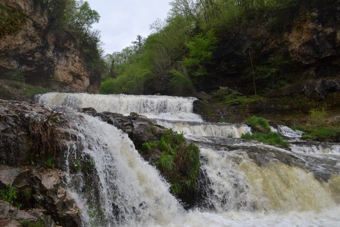 13 places to visit in Wisconsin #5. Willow River State Park (Hudson)