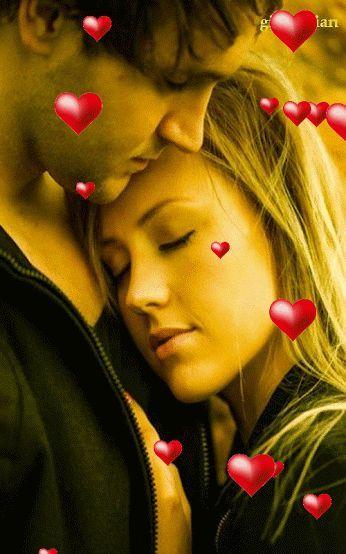 Romatic Couple Animation 2 Amour Romantique Images Romantiques Photos Romantiques