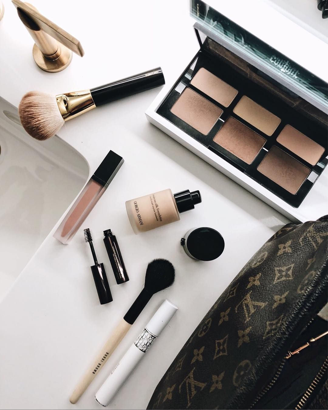 happily // Armani makeup, Beauty, Beauty foundation