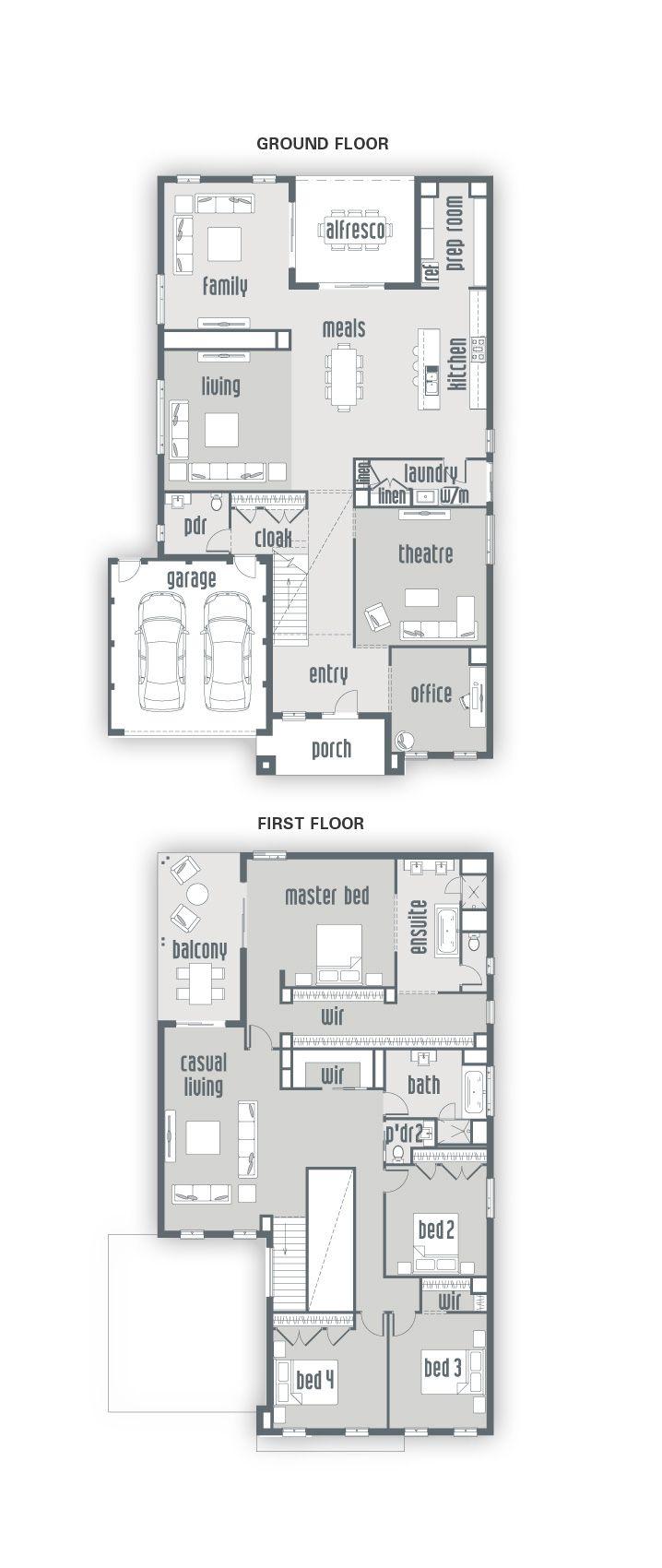 Building House Sogo | New Home Designs | Urbanedge Homes - Melbourne ...